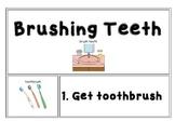 Brushing Teeth Visual Schedule