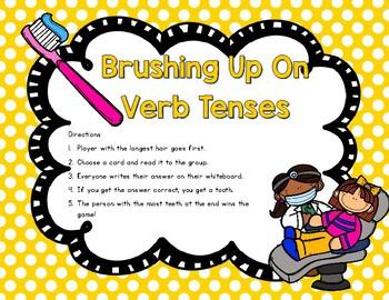 Brushing Up On Tenses
