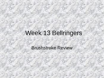 Brushstroke Review