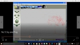 Bryce 3D - Video Tutorials - No 5 - The Interface - The Sk