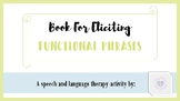 Where is Tad? Book for Eliciting Functional Phrases