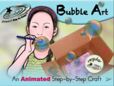 Bubble Art - Animated Step-by-Step Recipe/Craft