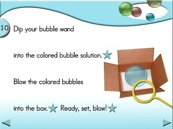 Bubble Art - Animated Step-by-Step Recipe/Craft - Regular