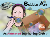 Bubble Art - Animated Step-by-Step Recipe/Craft - PCS