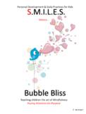 Bubble Bliss Breathing Exercise - Silence......Shshshsh....