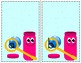 Bubble Blow Game - Alphabets and Sounds match - Literary Learning Center Kit