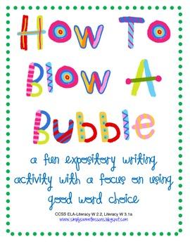 Bubble Blowing Blast!