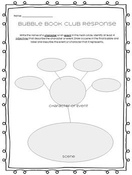 Bubble Book Club Response Guide