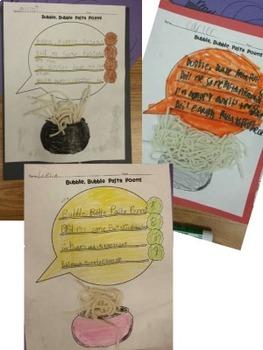 Literacy: Bubble, Bubble, Reading Fun - Strega Nona Unit