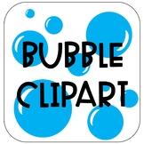 Bubble Clipart FREEBIE