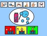 Bubble Communication Board