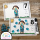 Bubble Counting Mats 1 - 20