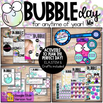 Bubble Day Fun!