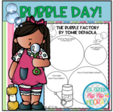 Bubble Day...Perfect for End of the Year Fun or Class Behavior Award!