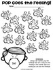 Bubble Gum Feeling Faces (Spot and Dot Worksheets)