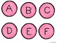 Bubble Gum ABC match Freebie