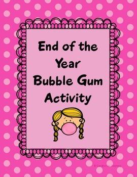 Bubble Gum Activity