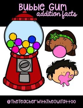 Bubble Gum Addition Facts