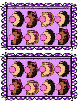 Bubble Gum Behavior