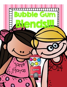 Bubble Gum Blends