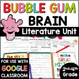 Bubble Gum Brain Literature Activities
