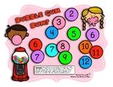 DOLLAR DEAL Math Games Bubble Gum Bump Addition