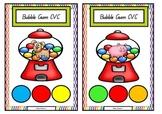 Bubble Gum CVC Cards