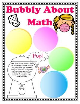 Bubble Gum Classroom Theme Pack