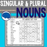 Bubble Gum Day Plural Noun Activity Pack