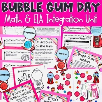 Bubble Gum Day for 3rd & 4th Graders
