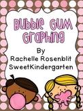 Bubble Gum Graphing {Common Core Aligned}