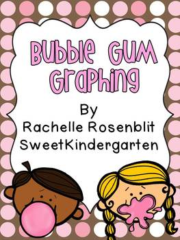 Bubble Gum Graphing {Common Core Aligned}