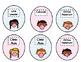 Bubble Gum Kids Job Chart