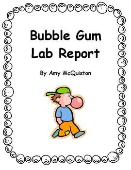 Bubble Gum Lab