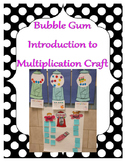 Bubble Gum Multiplication Repeated Addition Craft