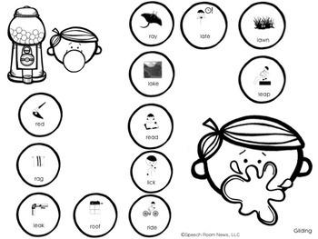 Bubble Gum Phonology