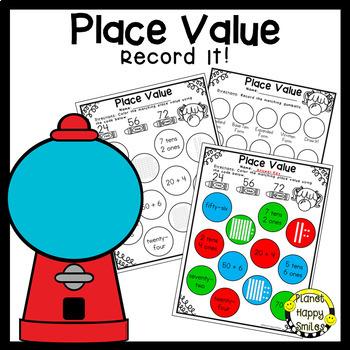 Bubble Gum Place Value