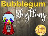 Bubble Gum Rhythms {A Bundled Set of Rhythm Games}