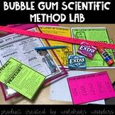 Bubble Gum Scientific Method Lab