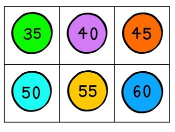 Bubble Gum Skip Counting