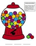 Bubble Gum words - Making CVC words