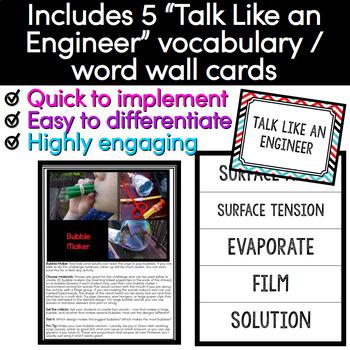 STEM Challenge - Bubble Maker