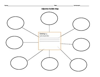 Bubble Map Setting
