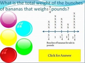 Bubble Pop - Measurement and Data (Part 1)