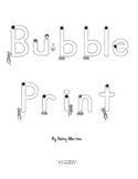 Handwriting RTI - Bubble Print