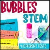 Bubbles STEM Activities