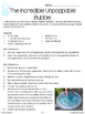 Bubble Science Investigations