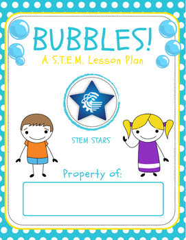 Bubble Science STEM Stars PBL with Activities