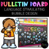 Bubble Theme Bulletin Board Pictures