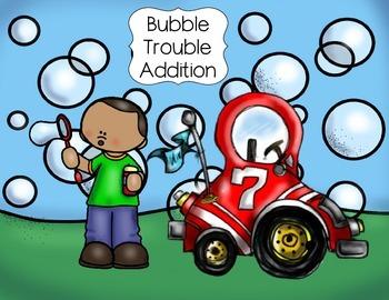 Bubble Trouble Addition